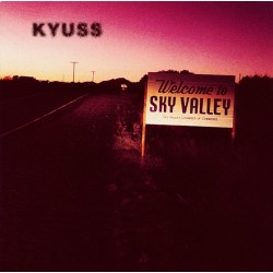 Kyuss (Queens Of The Stone Age) ‎– Welcome To Sky Valley - LP Vinyl Album