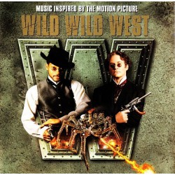 Musique de Film - Various ‎– Wild Wild West  - Double LP Vinyl