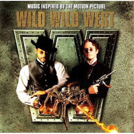 Musique de Film - Various – Wild Wild West  - Double LP Vinyl
