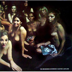 The Jimi Hendrix Experience ‎– Electric Ladyland - Double LP Vinyl - Electric Blues Psychedelic