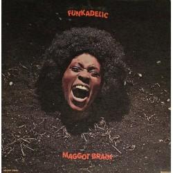 Funkadelic – Maggot Brain - LP Vinyl Album Gatefold - Funk Psychedelic