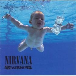 Nirvana – Nevermind - LP Vinyl Album - Grunge Rock