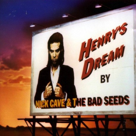 Nick Cave & The Bad Seeds – Henry's Dream - LP Vinyl Album - Alternative Rock