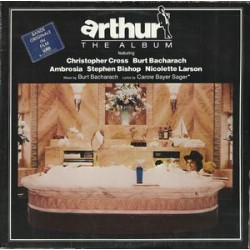 Musique de Film - Various ‎– Arthur - The Album - LP Vinyl