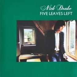 Nick Drake – Five Leaves Left - LP Vinyl Album Gatefold - Folk Rock Music