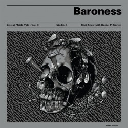 Baroness -  Live at Maida Vale BBC – Vol. II - LP Vinyl Album Coloured - Black Friday - Metal