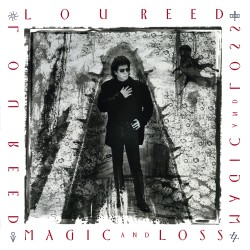 Lou Reed - Magic And Loss - Double LP Vinyl Album - Black Friday - Rock Music