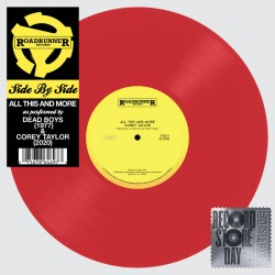 Corey Taylor (Slipknot)/Dead Boys All This And More - Black Friday - Vinyl 7 inches - Metal Rock