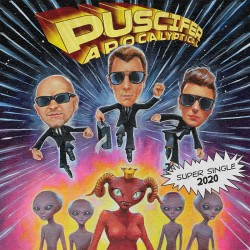 Puscifer - Apocalyptical - Rocketman - Vinyl 7 inches - Black Friday - Electronic Rock