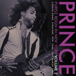 Prince ‎– Purple Reign In NYC Vol. 1 & 2 - LP vinyl Album Coloured - Funk Music
