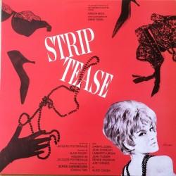 Serge Gainsbourg – Strip-Tease - LP Vinyl Album - OST Soundtrack