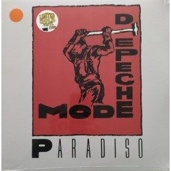 Depeche Mode ‎– Paradiso - Double LP Vinyl Album Gold - Synth Pop New Wave