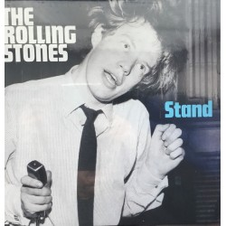 The Rolling Stones – Stand - LP Vinyl Album - Blues Rock