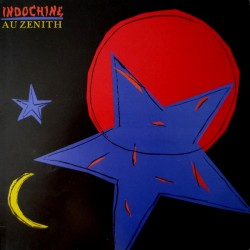 Indochine ‎– Au Zenith - LP Vinyl Album - Synth Pop 1986