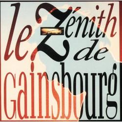 Serge Gainsbourg – Le Zénith De Gainsbourg - Double LP Vinyl - French Artist