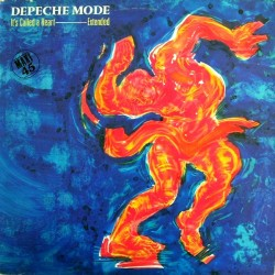 Depeche Mode ‎– It's Called A Heart - Maxi 12 inches France - New Wave