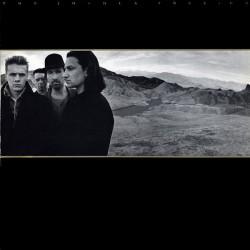 U2 – The Joshua Tree - LP Vinyl Album Gatefold - Alternative Rock