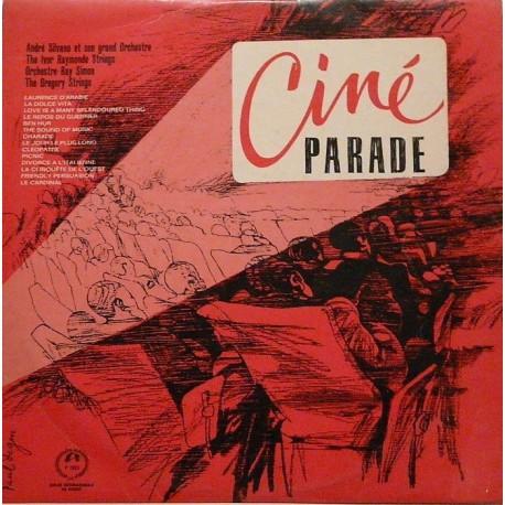 Musique de Film - André Silvano et son Grand Orchestre - LP Vinyl