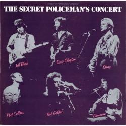 The Secret Policeman's Concert - LP Vinyl Album - Compilation Rock