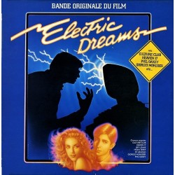 Giorgio Moroder - Electric Dreams - LP Vinyl Album - OST Soundtrack