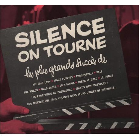 Musique de Film - Various - Silence On Tourne - LP Vinyl