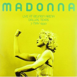 Madonna – Live At Reunion Arena Dallas, Texas - Double LP Vinyl Album