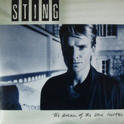 Sting ‎- The Police – The Dream Of The Blue Turtles - LP Vinyl Album - Pop Rock