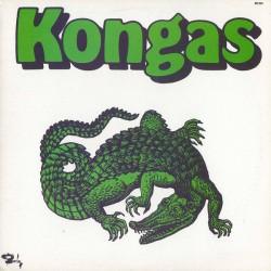 Kongas (Cerrone) - 1st LP Vinyl Album - Funk Soul