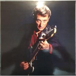 Johnny Hallyday – Aimer Vivre - LP Vinyl Album - Picture Disc - Live La Courneuve