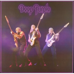 Deep Purple – Smoke On Finland - LP Vinyl Album - Picture Disc - Hard Rock