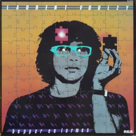 Laurent Voulzy – Bopper En Larmes - LP Vinyl Album - Chanson Française