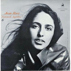 Joan Baez ‎– Farewell, Angelina - LP Vinyl Album - Folk Music