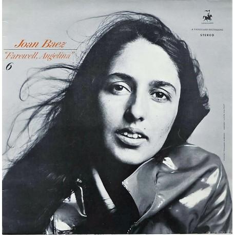 Joan Baez – Farewell, Angelina - LP Vinyl Album - Folk Music