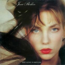 Jane Birkin – Baby Alone In Babylone - LP Vinyl Album - Variété Française