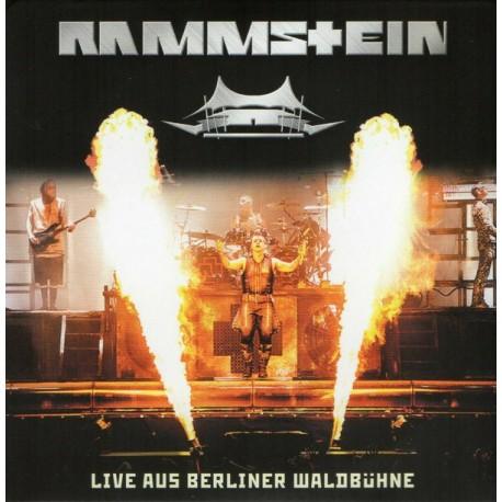 Rammstein – Live Aus Berliner Waldbühne - CD Album Digipack - Heavy Metal