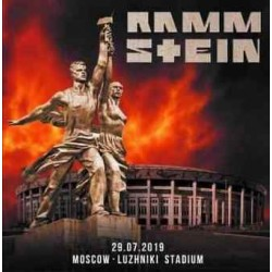 Rammstein - Moscow - Luzhniki Stadium - Double CD Digipack - Heavy Metal