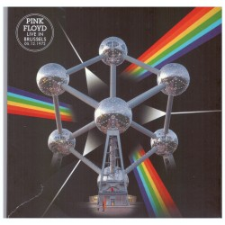 Pink Floyd - Live In Brussels 1972 - Double CD Album Digipack - Psychedelic Rock