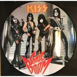 Kiss – Sonic Boom - LP Vinyl Album - Picture Disc - Heavy Metal