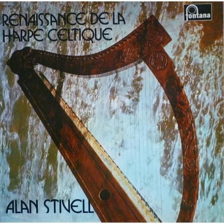 Alan Stivell – Renaissance De La Harpe Celtique - LP Vinyl Album Gatefold - Celtic Folk