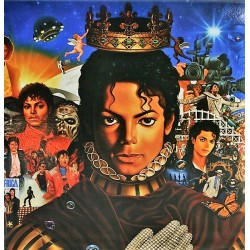 Michael Jackson – Best Of King Of Pop - Vinyl 10 inches - Picture Disc - Funk Soul