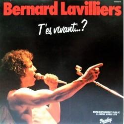 Bernard Lavilliers – T'Es Vivant...? - Live Olympia 1978 - Double LP Vinyl Album - Rock Français