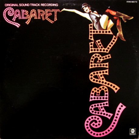 Ralph Burns - Cabaret - Liza Minelli - LP Vinyl Album - OST Soundtrack
