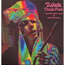 Twink - The Never Never Land And Think Pink Demos - LP Vinyl Album Gatefold - Psychedelic Rock