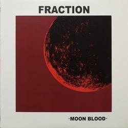 Fraction - Moon Blood - LP Vinyl Album - Psychedelic Rock