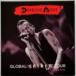 Depeche Mode – Global Spirit Tour - Live In Rome 2017 - Double CD Album Digipack - New Wave