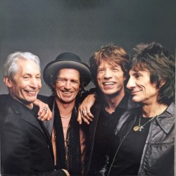 The Rolling Stones – Jumping Jack Flash - LP Vinyl Album 10 inches - Picture Disc - Classic Rock