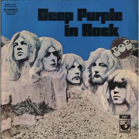 Deep Purple - In Rock - LP Vinyl Album - Gatefold - Classic Rock