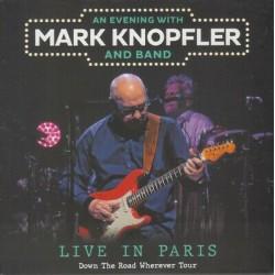 Mark Knopfler (Dire Straits) – Live in Paris - CD Album double Digipack - Classic Rock