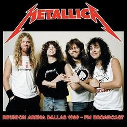 Metallica – Reunion Arena Dallas 1989 - FM Broadcast - Double LP Vinyl Album - Heavy Metal