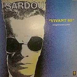 Michel Sardou -  Vivant 83 - Double LP Vinyl Album - Chanson Française
